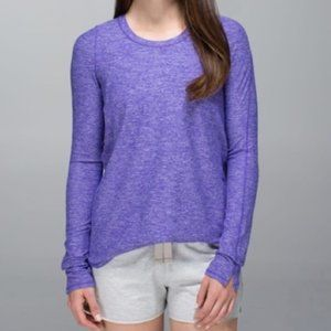 Tuck And Flow Long Sleeve